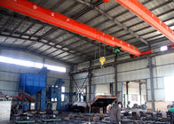 Bengkel Industri Single Beam Overhead Crane, Overhead Travel Overhead Listrik