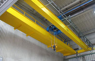 Cina Model LH ​​Double Girder Traveling Overhead Crane EOT Crane dengan Electric Hoist Trolley pabrik